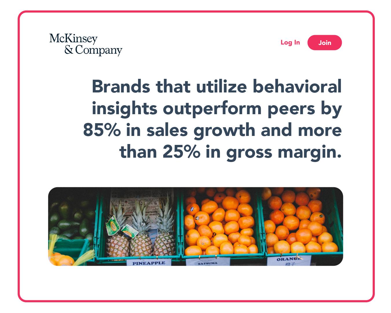 Market Segmentation Demographic Segmentation Geographic Segmentation Behavioral Segmentation  Psychographic Segmentation Marketing Strategy  McKinsey & Company